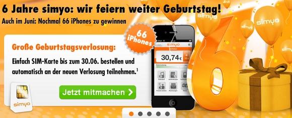 SIM-Karte für 4,95 € mit 5 € Startguthaben