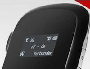 Tchibo mobil: UMTS-Router inkl. Vertrag nur 1 €