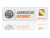 Simyo Jahresflat Internet