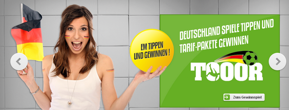 Fyve: EM-Tipp-Gewinnspiel