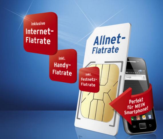 Tchibo mobil Allnet Flatrate