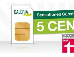 GALERIA mobil: Neuer Prepaid-Tarif von Kaufhof