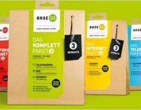 BASE GO: 4 neue Tarifpakete ab 5. Februar 2013 (Bildquelle: E-Plus/BASE)