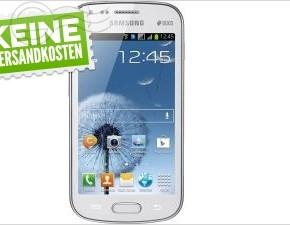 Samsung Galaxy S Duos bei getgoods.de für 189 €