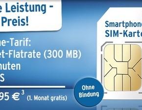 Tchibo mobil: Smartphone-SIM-Karte mit besseren Tarif-Konditionen bis 17.02.2013