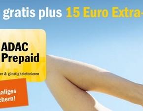 ADAC Prepaid-Tarif neu