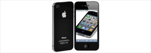 Apple iPhone 4S bei eBay (Mobilebomber)