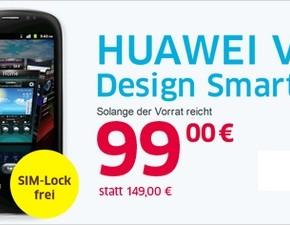 FONIC Preissenkung: Huawei Vision günstiger