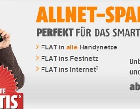 Klarmobil AllNet-Spar-Flat Tarife