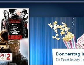 O2 Kinotag am Donnerstag: Mit O2 More Plus-Eins-Ticket eine Kinokarte gratis