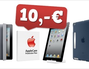 iPad Smart Cover, Smart Case & Belkin-Lederhülle nur 10 € bei Vodafone