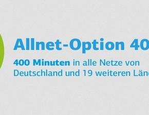 Blauworld Allnet Option 400 neu bei Blauworld