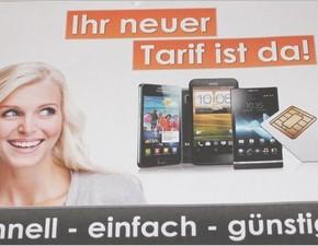 DeutschlandSIM ALL-IN 1000 im Vodafone-Netz startet