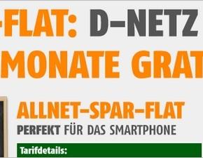 Klarmobil Allnet-Spar-Flat 6 Monate günstiger
