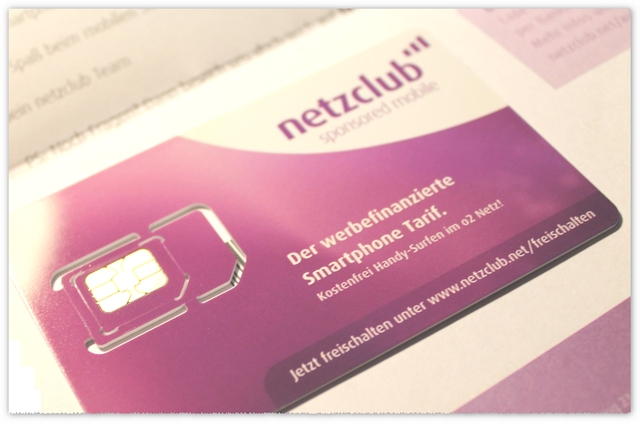 Netzclub Sponsored Fan: Neuer Smartphone-Tarif vom Netzclub?