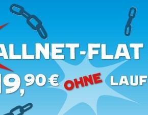 Blau.de Allnet-Flatrate ohne Laufzeit günstiger