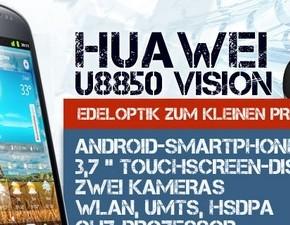 Huawei U8550 Vision bei eBay