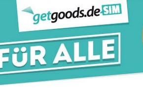 Kostenlose Getgoods.de SIM-Karte mit 5 € Guthaben