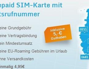 Simquadrat: Prepaid-Tarif ohne Roamingkosten im EU-Ausland
