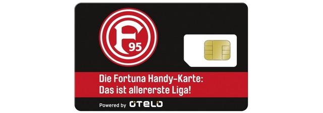Otelo Handy-Karte Fortuna Düsseldorf