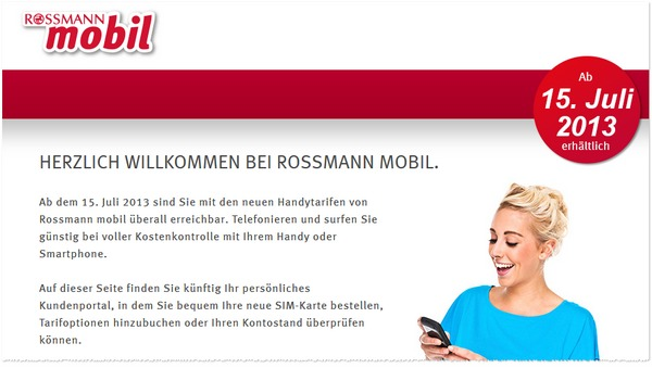 Rossmann mobil