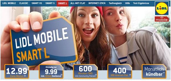 LIDL mobile Smart L