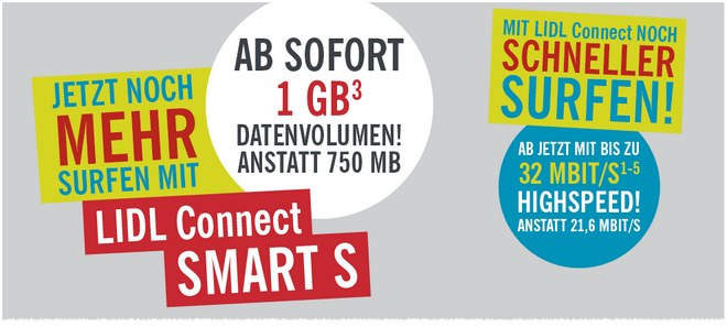 LIDL CONNECT Smart S